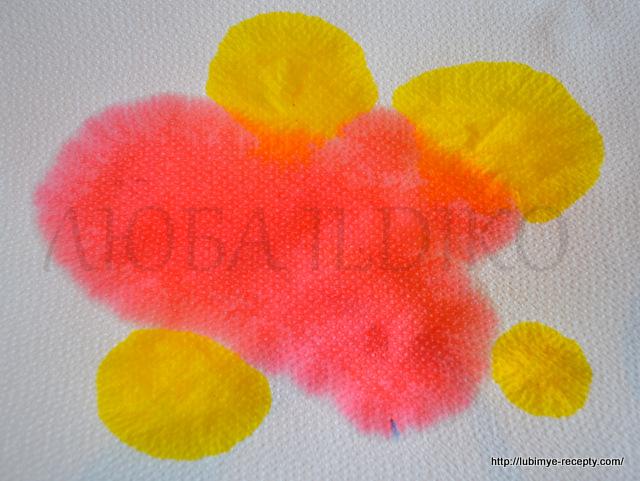 Как красиво покрасить яйца3