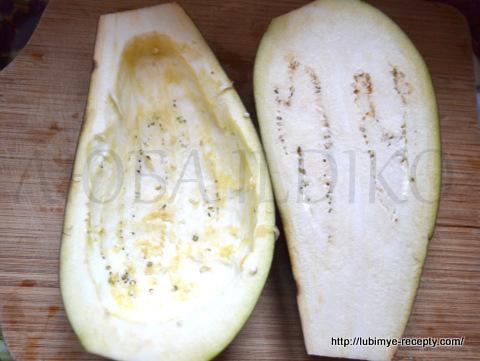 Баклажаны запеченные с сыром1