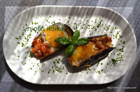 Рецепты яичниц13