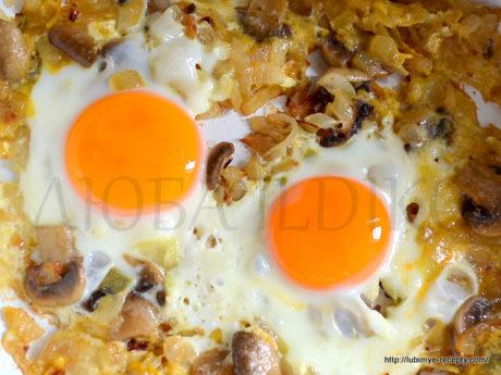 Рецепты яичниц18