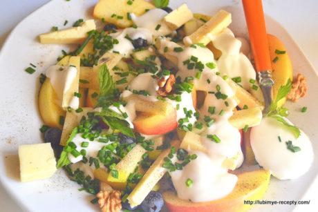Салат фруктовый3