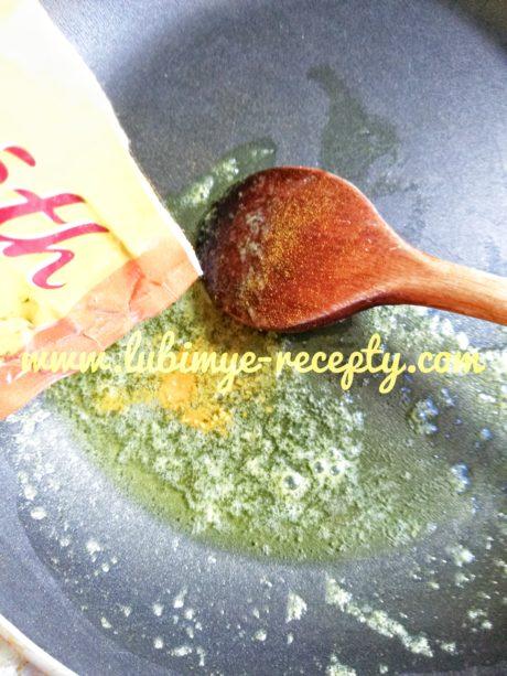 Пюре из цветной капусты ПП 6